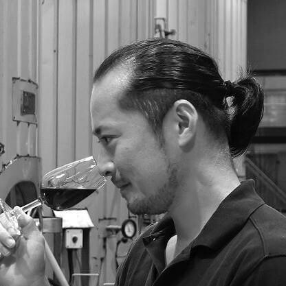 都農ワイン赤尾工場長の顔