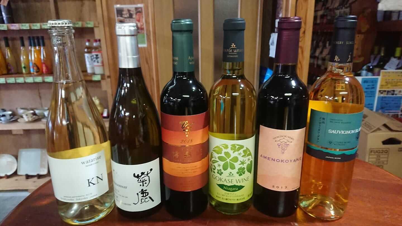 コロナを吹っ飛ばす九州ワイン6本